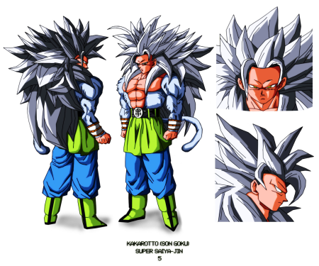 [Pedido] Char de Goku AF