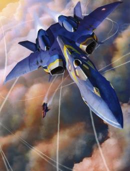 Robotech - Tenjin Hidetaka Art Works of Macross Valkyries (10)