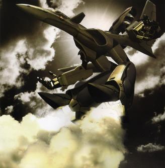 Robotech - Tenjin Hidetaka Art Works of Macross Valkyries (36)