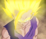 Las mejores imagenes de Gohan - Dragon Ball (415)