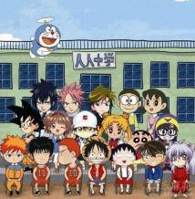 Dragon Ball Z - Other Universes (9)