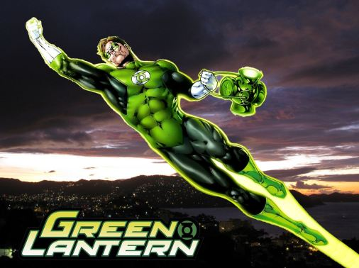 green lantern - linterna verde (9)